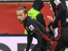 Patrick Ebert wechselt zu Dynamo Dresden
