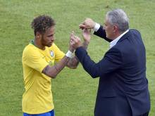 Neymar träumt vom WM-Titel