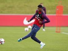 Noch nicht richtig fit für die WM: Marcus Rashford