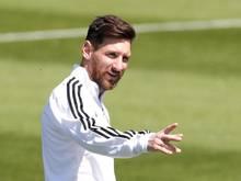 Das Turnier in Russland könnte die letzte Chance von Lionel Messi auf einen WM-Titel sein