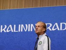 Gernot Rohr geht die WM mit großem Optimismus an