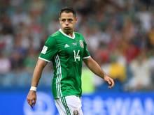 Chicharito ist der Star des mexikanischen Teams