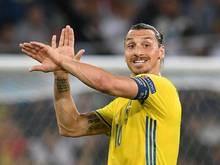 Zlatan Ibrahimovic sorgte mit seinen selbstverliebten Aussagen für Zündstoff