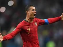 Cristiano Ronaldo ist für seine Disziplin und seinen Ehrgeiz bekannt