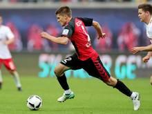 Ist künftig für Mageburg in der 2. Liga am Ball: Aleksandar Ignjovski