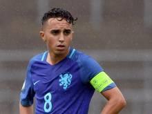Abdelhak Nouri erlitt bei einem Freundschaftsspiel 2017 einen Herzstillstand