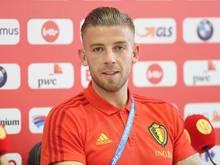 Will auch im letzten Gruppenspiel Vollgas geben: Belgiens Toby Alderweireld