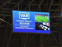 Beim Spiel Iran gegen Portugal wird der Videobeweis angekündigt