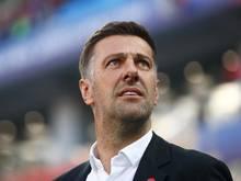 Der serbische Trainer Mladen Krstajic legt den Fokus auf das Duell mit Brasilien
