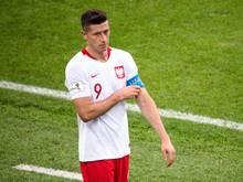 Das WM-Aus für Robert Lewandowski und die polnische Auswahl ist bereits besiegelt