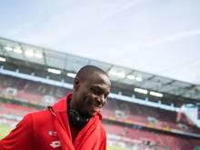 Anthony Ujah hat im Testspiel für Mainz getroffen