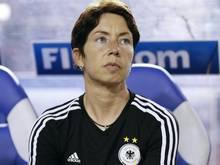 Maren Meinert hat zum Auftakt der U20-WM mit den deutschen Frauen einen Sieg gegen Nigeria geholt