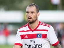 Pierre-Michel Lasogga könnte gegen Sandhausen in der Startelf stehen.