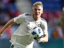 Bastian Schweinsteiger und Chicago Fire haben in der MLS die siebte Niederlage in Folge kassiert