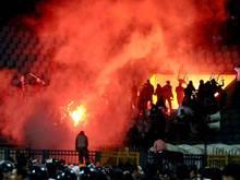Bei den Unruhen 2012 im Stadion von Port Said starben 74 Menschen