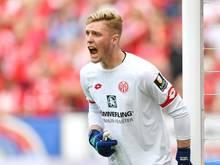 Florian Müller geht als Nummer eins in die Saison