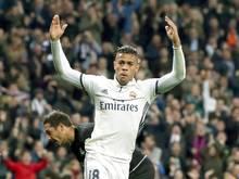 Nach einem Jahr Ausleihe kehrt Mariano Díaz zu Real Madrid zurück