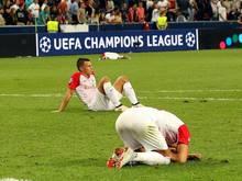 RB Salzburg scheitert erneut in der Champions-League-Qualifikation