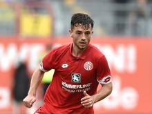 Besar Halimi hat bei Brøndby IF einen Vertrag bis 2020 unterschrieben und verlässt Mainz