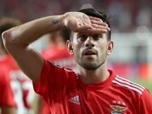 Benfica Lissabon hat vor dem Aufeinandertreffen mit dem FCBayern München im portugiesischen Ligapokal gewonnen