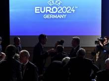 Deutschland richtet 2024 zum zweiten Mal nach 1988 eine Fußball-Europameisterschaft aus