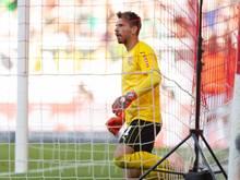 Sorgte mit für die Szene des Spieltages: VfB-Schlussmann Ron-Robert Zieler