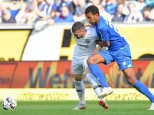 Eintracht Frankfurt gewinnt in Unterzahl bei 1899 Hoffenheim