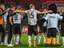 Teamgeist wird bei der U21 erneut groß geschrieben