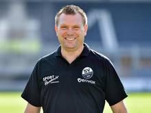 Uwe Koschinat ist der neue Trainer des SV Sandhausen