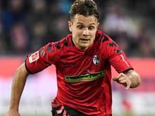 Freiburgs Amir Abrashi kann wieder mit der Mannschaft trainieren