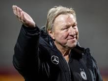 Horst Hrubesch hört als Bundestrainer in Kürze auf