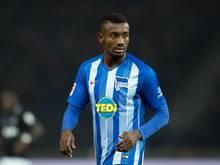 Fehlt Hertha beim Gastspiel in Stuttgart: Salomon Kalou