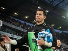 Torwart Philipp Tschauner wird Hannover 96 nach Medienberichten verlassen