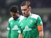 Steht bei Werder Bremen vor einer Vertragsverlängerung: Max Kruse