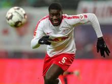 Dayot Upamecano fällt für RB Leipzig wegen einer Knieverletzung wohl aus