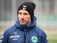 Hat seine Arbeit in Fürth aufgenommen: Stefan Leitl