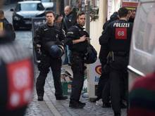Am Donnerstag kam es in Frankfurt zu mehreren Polizeieinsätzen