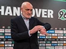 Mächtiger Mann bei Hannover 96: Klubchef Martin Kind