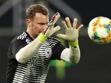 Manuel Neuer wird gegen die Niederlande das deutsche Tor hüten