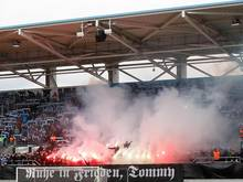Die Fans des Chemnitzer FC stehen unter besonderer Beobachtung
