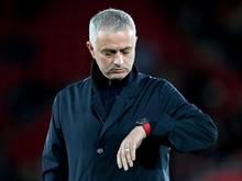 José Mourinho will in der kommenden Saison wieder als Trainer arbeiten