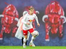 Der Schwede Emil Forsberg wird zurück nach Leipzig reisen