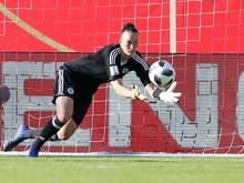 Die DFB-Frauen können wieder mit Almuth Schult auflaufen