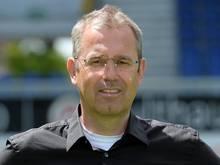 Schaffte mit der deutschen U17 die EM-Qualifikation: DFB-Coach Michael Feichtenbeiner