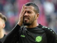 Droht gegen Schalke auszufallen: 96-Angreifer Jonathas