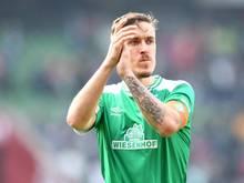Max Kruse steht derzeit noch beim SV Werder Bremen unter Vertrag