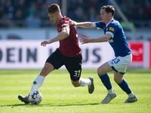 Hannover will Anton auf jeden Fall halten