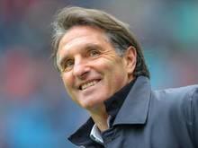 Wolfsburgs Trainer Bruno Labbadia sorgt sich angesichts der vielen Trainerwechsel