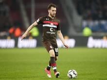 Christopher Buchtmann fällt verletzt für den FC St. Pauli aus