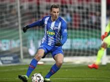 Für Herthas Vladimír Darida ist die Saison vorzeitig beendet